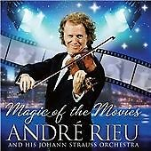 André Rieu - Magic of the Movies (+DVD, 2012) Brand new and sealed