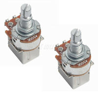2Pcs  A500k Push Pull Guitar Control Pot Potentiometer