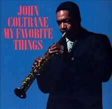 JOHN COLTRANE:MY FAVOURITE THINGS (1961) Atlantic CD  McCoy Tyner,Elvin Jones.