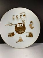 UPS Vintage 80 Year Anniversary Plate Retro Collectors United Parcel Service