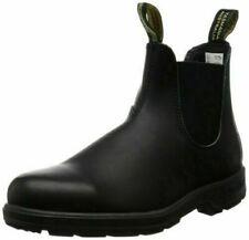 Blundstone 510 Unisex Slip-On Boot, Black, AU 11. US Men's 12