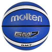 BGMX Series Blue Basketball Size 7 from Molten RRP $109.99