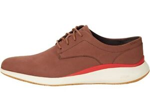 Cole Haan Men's Grand Troy Plain Oxford Shoes Casual Sneakers