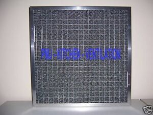Heavy Duty Stainless Steel Mesh/Grease Filter 595x595x45mm for Kitchen Canopies