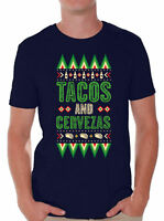 Taco Shirts Tacos And Cervezas Tshirt Men's Cinco de Mayo Shirt From Mexico