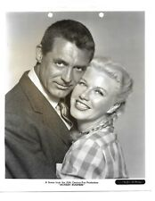 GINGER ROGERS + CARY GRANT IN STUNNING PORTRAIT Monkey Business 1952 Photo 76