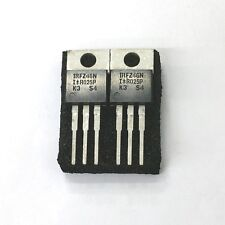 Lot of 2 NEW IRF International Rectifier IRFZ46N 53A, 55V N Channel Power Mosfet
