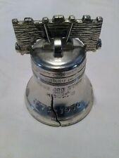 Vintage Bicentennial Liberty Bell Metal Bank