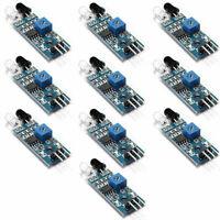 5X Set IR Infrared Obstacle Avoidance Sensor Module for Arduino Smart Car Robot.