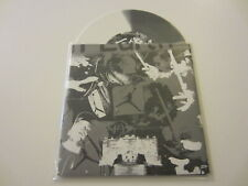 "BLACKLISTED Peace On Earth,War On Stage 7"" WHITE/SILVER VINYL 1ST unplayed"