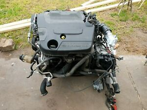 2012 FORD MONDEO DIESEL ENGINE