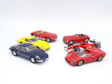 IXO Sb 1/43 - Bundle Of 6 Ferrari: 330/F1/13 3/8in/6 17/32in