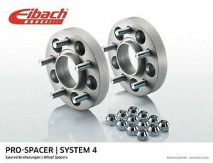 EIBACH PRO-SPACER 30mm SPURVERBREITERUNG (2x15mm) für FIESTA 6+7 ECOSPORT B-MAX