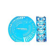 RENATA 394 SR936SW 10 Piles bouton avec Gabarit