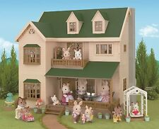Sylvanian Families GREEN HILL HOUSE Oakwood Manor HA-35 Epoch Calico Critters
