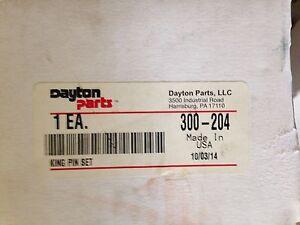 DAYTON KING PIN SET 300-204, FREIGHTLINER  KIT
