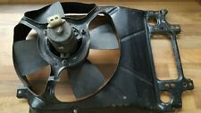 VW SCIROCCO MK2 RADIATOR FAN WITH COWLING SURROUND TESTED