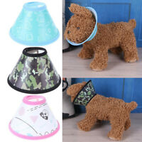 Pet Dog Cat Protective Collar Wound Healing Medical Cone Bite-Proof Protector