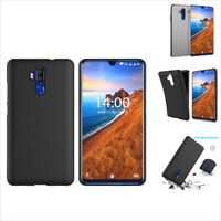 For Oukitel K9 Back Case Slim Thin Soft TPU Cover Dropproof Anti-scratch Shell