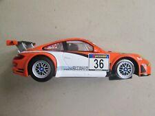 Carrera Porsche 1/32 slot car Gt3 Rsr rally suit Scalextric track Ec! 25a