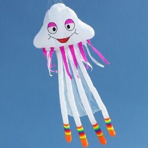 2020 soft kite non-framework large three-dimensional jellyfish kite