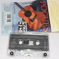 THE POGUES THE REST OF THE BEST 1992 CASSETTE TAPE ALBUM WARNER CELTIC ROCK FOLK