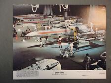 STAR WARS 8 8x10 mini LCs '77 Luke, Leia, Han, Chewbacca and more. MINT SET