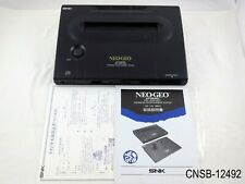Neo Geo AES + Manual Japanese Import System Console Neogeo US Seller POW3