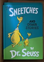 The Sneetches and Other Stories By Dr. Seuss Hardcover In Hand Ships Today New