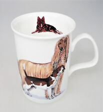 Dogs Galore Roy Kirkham Bone China Cup Mug England Hound Working Hunting Dog