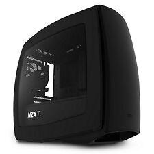 Caja Mini-ITX Nzxt Manta negra Ca-mantw-m1