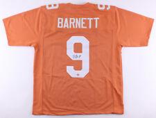 Derek Barnett Signed #9 Tennessee Vols size Xl custom jersey w/Fiterman hologram