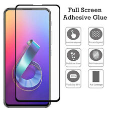 9H Tempered Glass Films Full Cover Screen Protector For Asus Zenfone 6 ZS630KL