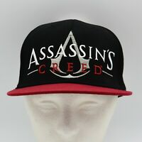 Assassin's Creed Adjustable Adult Baseball Cap Hat  Embroidered Gamer  New