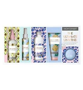 Niomi Smart The Ultimate Unwind Body Lotion,Mist,Bath Soak Gift Sets