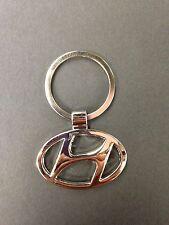 *NEW* Chrome Hyundai Key Chain Fob Ring *FREE SHIPPING*