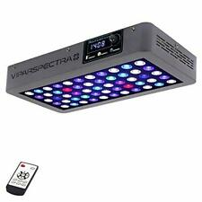 VIPARSPECTRA Timer Control Dimmable 165W 300W LED (165W LED Aquarium Light)
