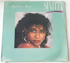 Sinitta Cross My Broken Heart Atlantuc Record LP VG+ #4110