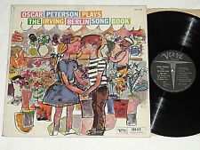 OSCAR PETERSON-Plays The Irving Berlin Song Book (1957) Mono VERVE LP