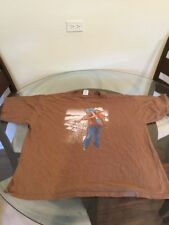 BRAD PAISLEY Country Music XXL t-shirt Bonfires & Amplifiers Tour 2007