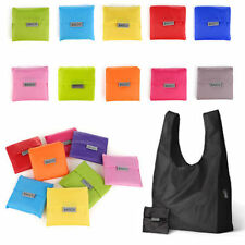 Nylon Outer Handbags Patternless Totes