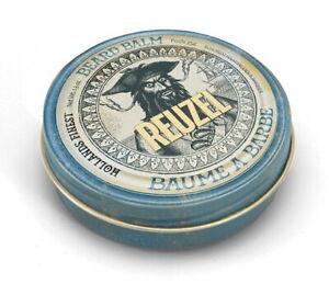 REUZEL Holland Beard Balm 35g Beard Wax Citrus Fragrance Care