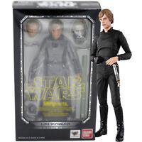 STAR WARS - Luke Skywalker Episode VI S.S.H. Figuarts Figura De Acción Bandai
