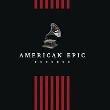 American Epic The Collection (box Set) - Various 5x CD