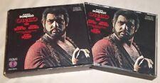 Otello: Verdi Opera - Placido Domingo (2-CD Set, RCA Red Seal) (no booklet) VGC