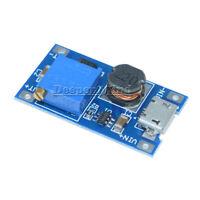 MT3608 DC 2A Step Up Power Booster Module 2v-24v Boost Converter Regulator