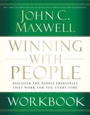 Winning With People Workbook: By John C. Maxwell