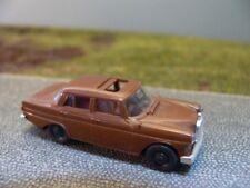 1/87 Brekina MB 190 Limousine  braun + Schiebedach
