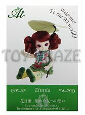 JUN PLANNING AI BALL JOINTED DOLL ZINNIA A-714 FASHION PULLIP GROOVE INC BJD NEW