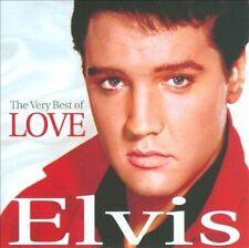 Elvis Presley : The Very Best of Love CD RARE
